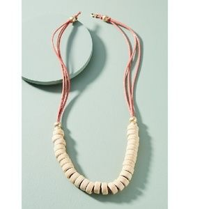 Anthropologie Taylor Necklace - NWT
